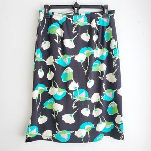 Cato Floral Skirt